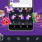 Swiftkey klavye emoji