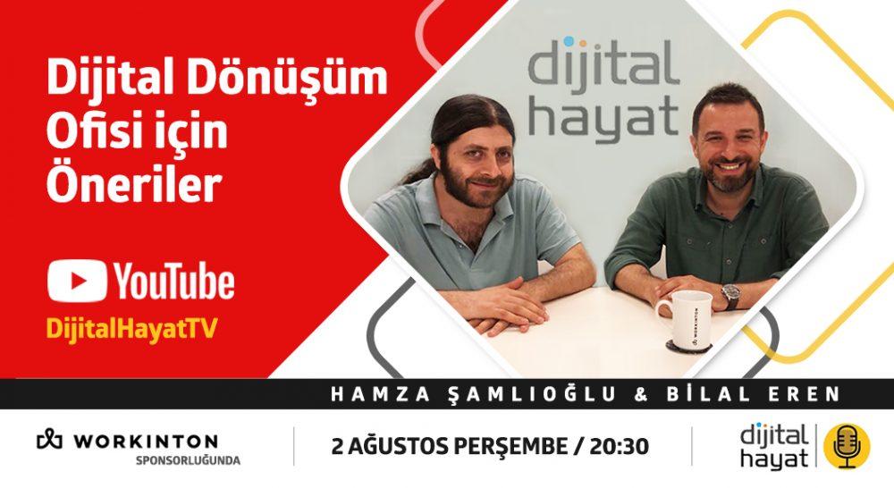 Canlı Yayınlar ile Dijital Hayat TV Youtube Kanalındayız!