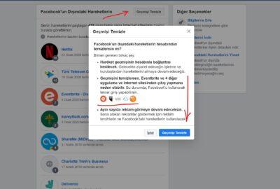Facebook Datanızı Nasıl Silebilirsiniz?