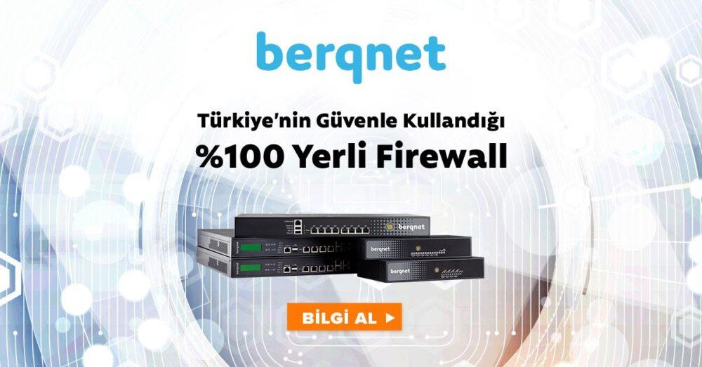 Berqnet VPN Desteği